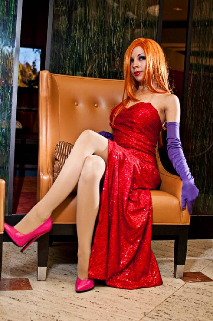 Jessica Rabbit by OMGCosplay   Cosplay woman, Cosplay