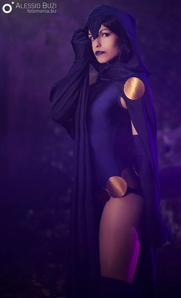 Pin by I ️ Cosplay! on Best of Cosplay Girls | Raven