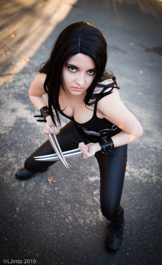 X-23 Cosplay by Chiara Scuro X 23 Cosplay
