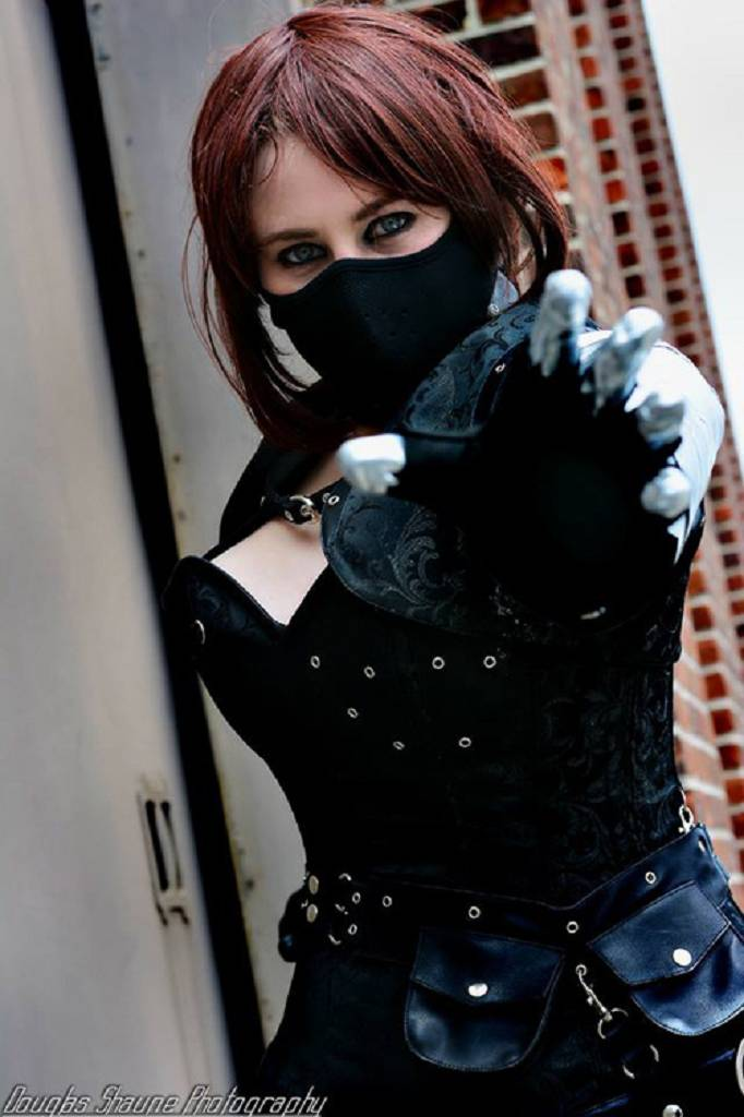 63 Winter Outfit Ideas From New York Fashion Week Fall: Rule 63 Winter Soldier Cosplay By KimmyHazard