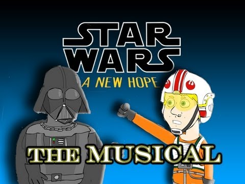 Star Wars IV The Musical