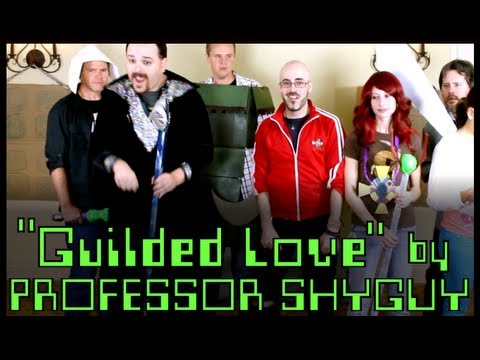 Guilded Love (Song About The Guild And World Of Warcraft)