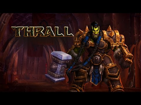 Heroes of the Storm - Thrall