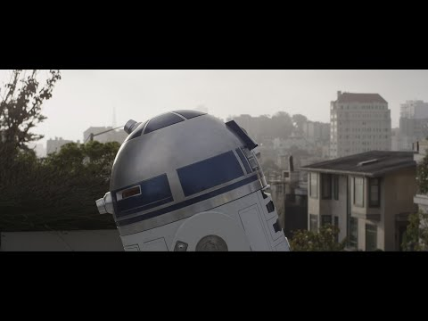 (R2D2) Artoo In Love