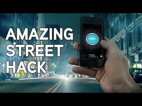 Amazing Street Hack - Watchdogs Commerical