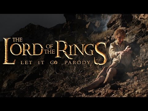 The Lord Of The Rings - Let It Go Parody by The Hillywood Show