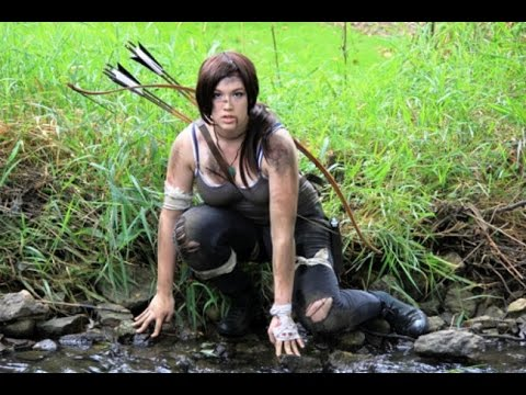 How To Create Lara Croft Dirt And Blood For Cosplay
