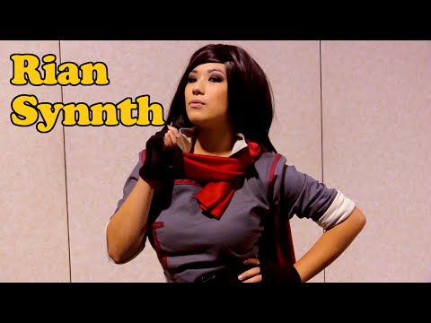 Rian Synnth Interview: LA Cosplay Con 2016