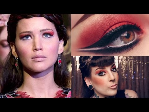 Katniss Everdeen Inspired Makeup