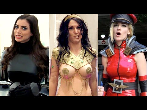 Cosplayer Geek Trivia Challenge: WonderCon 2016 Edition