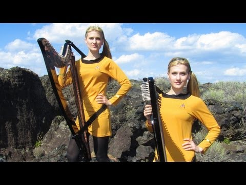 "Alexander Courage  ""Where No Man Has Gone Before (Star Trek Maintheme)"" Cover by Camille & Kennerly"