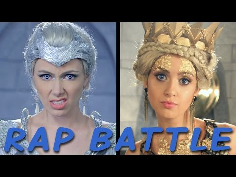 Freya vs. Ravenna: Princess Rap Battle