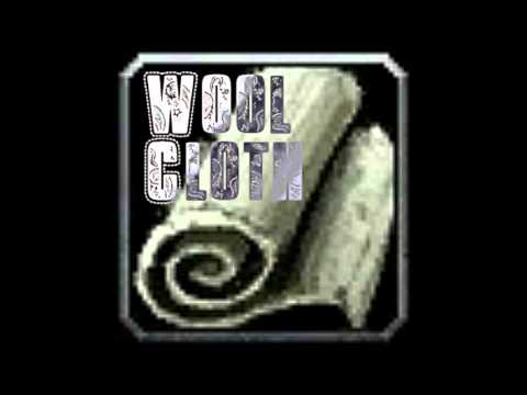 Wool Cloth