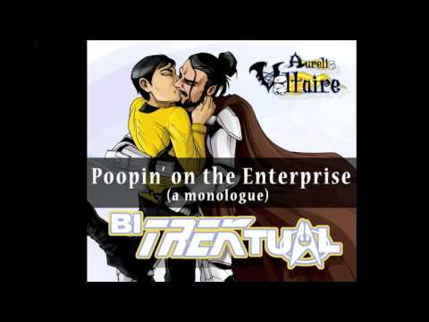 Poopin' On The Enterprise