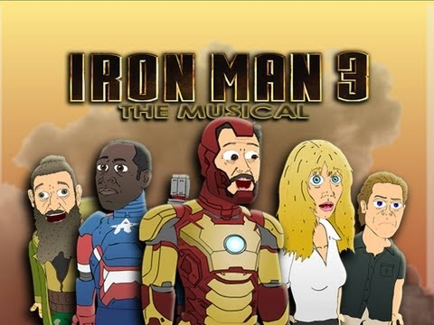Iron Man 3 The Musical