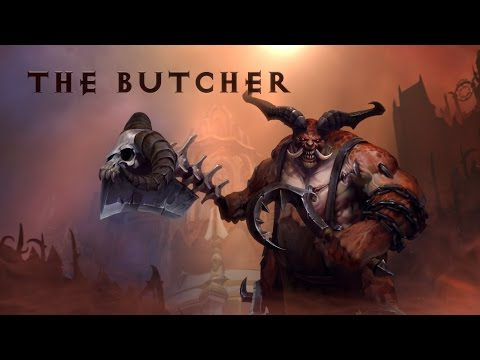 Heroes of The Storm - Butcher