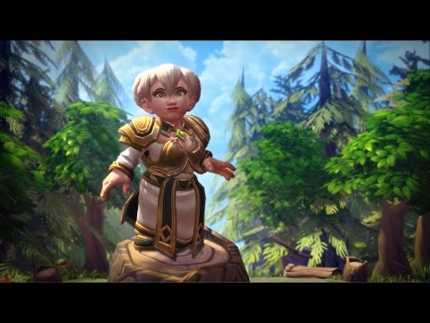 Heroes of The Storm – Chromie