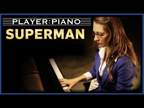 Superman Theme Cover by Player Piano