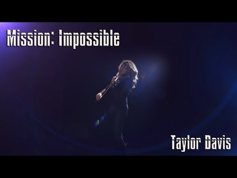 "Lalo Schifrin  ""Mission: Impossible Main Theme"" Cover by Taylor Davis"