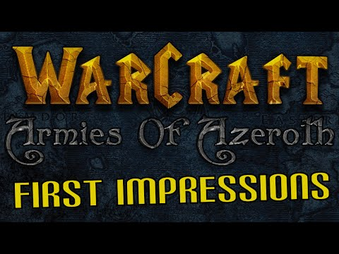 Armies of Azeroth - Warcraft III Mod for Starcraft II