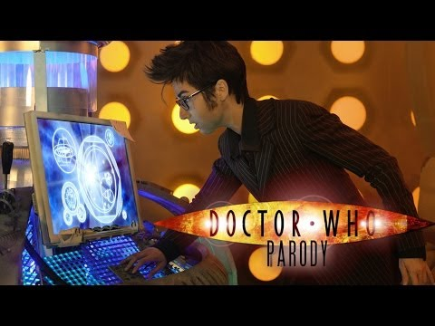 Doctor Who Parody By The Hillywood Show