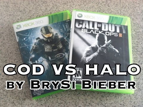 Black Ops 2 Vs Halo 4