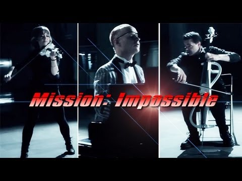 "Lalo Schifrin  ""Mission: Impossible Main Theme"" Cover by The Piano Guys"