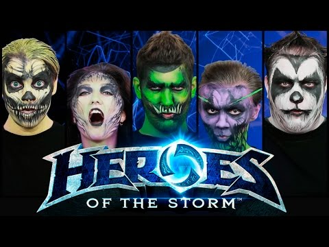 "Blizzard Entertainment  ""Heroes of the Storm - Main Theme"" Cover"