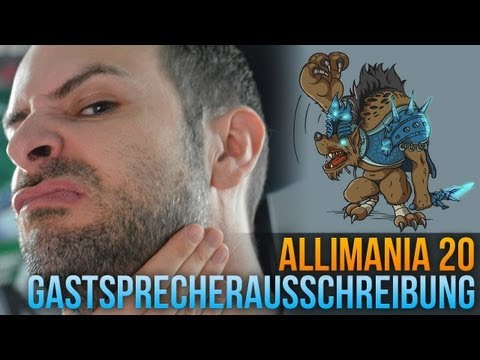 Allimania 20 - Video-Tagebuch Teil 3