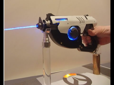 Overwatch: Tracer Pulse Gun (fully functional)