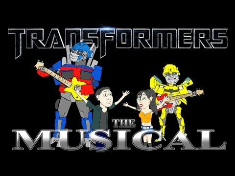 Transformers The Musical