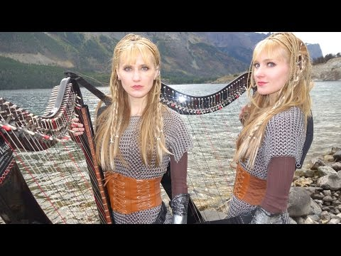 Vikings Theme Cover by Camille And Kennerly