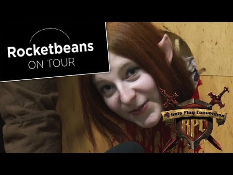 Role Play Convention 2015 - Rocket Beans On Tour