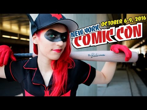 New York Comic Con 2016 Cosplay Music Video