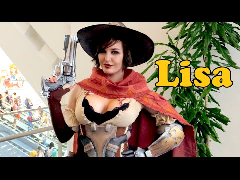 Lisa Lou Who Interview: Anime Expo 2016