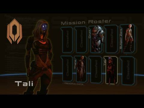Mass Effect 2 - Tali