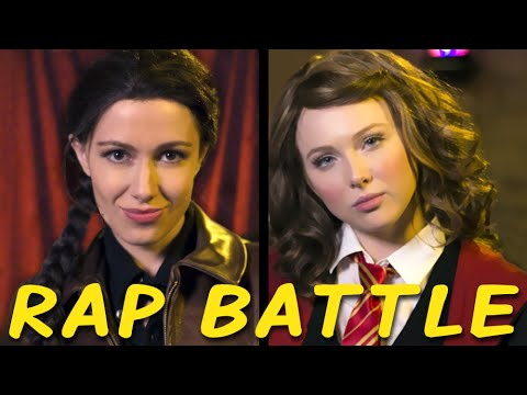 Katniss vs Hermione: Princess Rap Battle