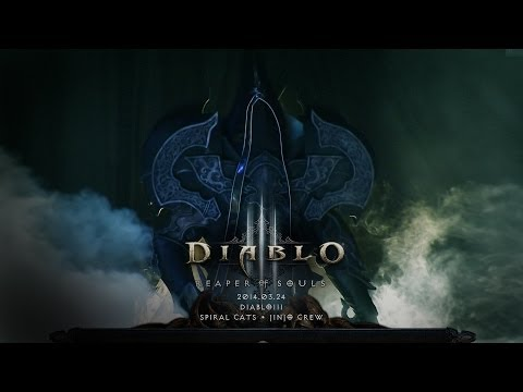 Diablo III: Reaper of Souls - Spiral Cats Performance at Launch Event