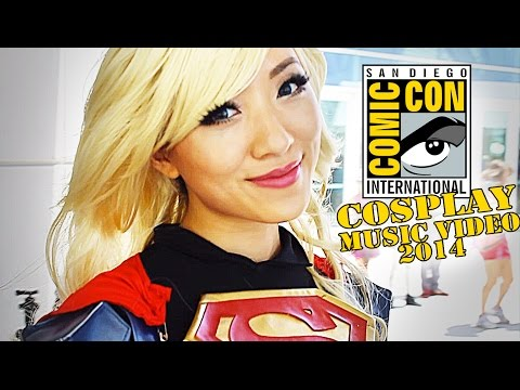 San Diego Comic Con 2014 - Cosplay Music Video