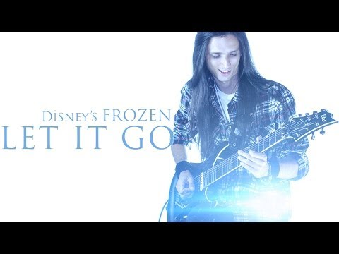 "Idina Menzel  ""Let It Go"" Cover by Srod Almenara"