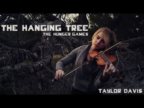 "Jennifer Lawrence  ""The Hanging Tree"" Cover"