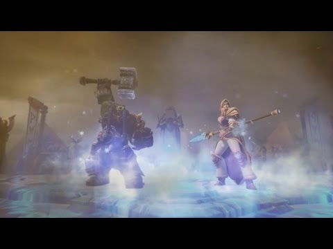 Heroes of the Storm - BlizzCon 2014 Trailer