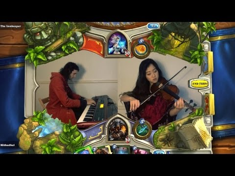 Hearthstone Music Medley - Violin & Piano