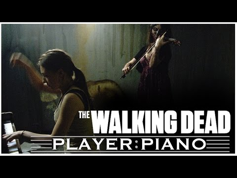 "Bear Mccreary  ""Walking Dead Theme"" Cover by Player Piano"