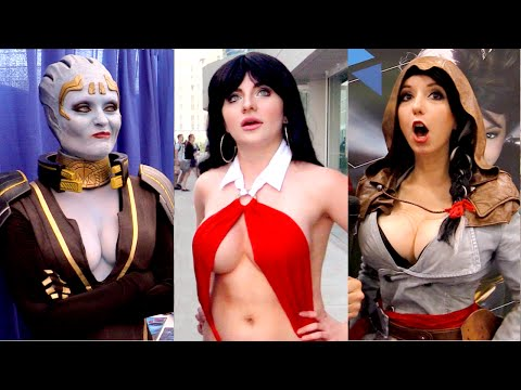 Cosplayer Geek Trivia Challenge: SDCC 2016 Edition