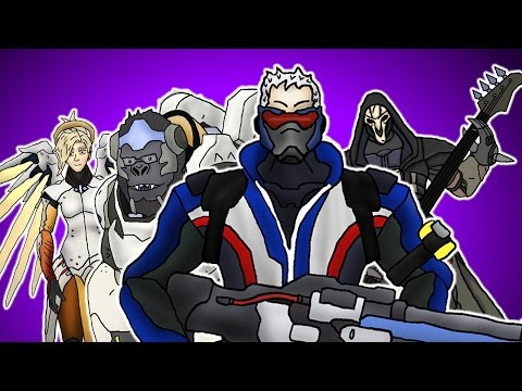Overwatch The Musical