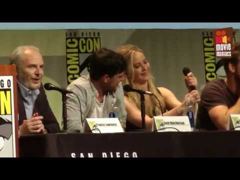 Hunger Games: Mockingjay Part 2 - SDCC Full Panel