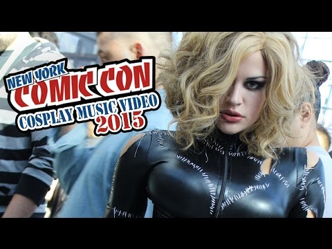 New York Comic Con - Cosplay Music Video 2015