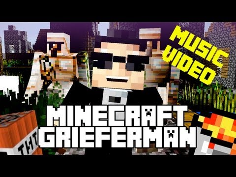 Minecraft Grieferman