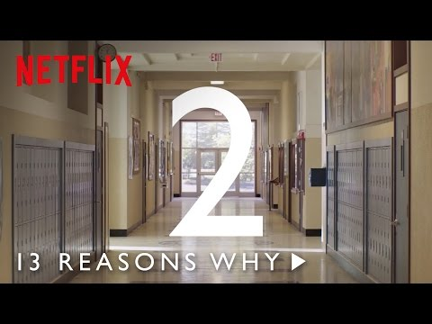 13 Reasons Why Season 2 Announcement